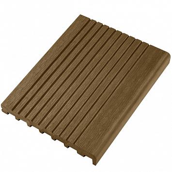 Ступени UnoDeck Scala Орех - выгодные цены на стройматериалы в «Керамик  Клинкер»